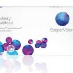 De Biofinity Multifocal zijn zachte multifocale maandlenzen.