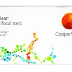 De multifocale maandlezen Proclear Multifocal Toric van Cooper Vision worden speciaal voor u geproduceerd.