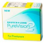 De maandlenzen van PureVision 2HD for Presbyopia van Bausch & Lomb bieden scherp zicht wanneer het nodig is.
